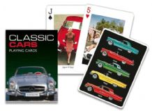 Classic Cars Playing Cards